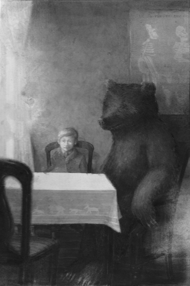 """Boy and Bear"" © Jonas Brandin"