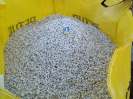 Marmorkross i lösvikt/ kg - Vit marmorkross 8-16 mm