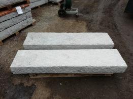 Råkilade trappsteg - 1500x350x150 mm