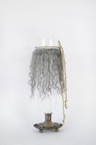 Cylinderlykta koppar - Cylunderlykta koppar med grått skinn