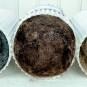 Kardad ull - Finull (svartbrun)