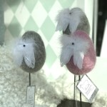 Ägg med änglavingar