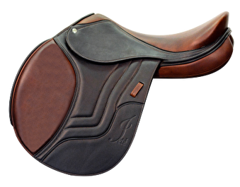 Schleese Jumping Saddle Jet'e -