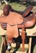 DK Barrel Saddle - DK Barrel Saddle