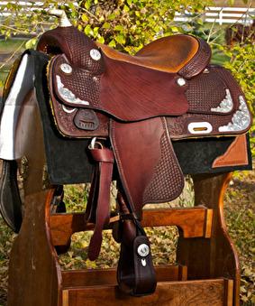DK Reiner saddle - DK Reiner saddle