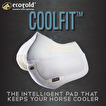 Ecogold CoolFit™ Dressyr Pad