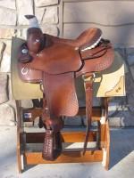 DK Roping saddle