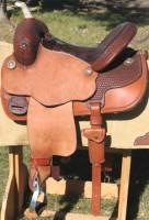 DK Barrel Saddle