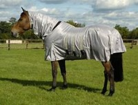 MARK TODD FLY RUG ULTRA COMBO SILVER