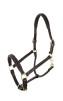 Läder Grimma - Läder grimma brun stl. cob