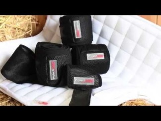 Protechmasta Infrared Benlindor - Svarta 3 meter