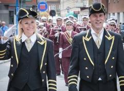 Festivalgeneralerna Mia Melander och Lasse Svensson