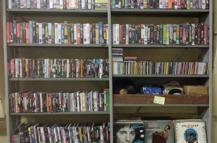 Beg. DVD och VHS