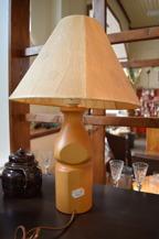 307. Bordslampa Carl Malmsten