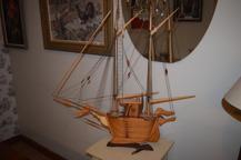 804. Modellfartyg