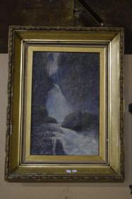 1379. Tavla med belysning