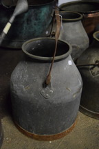 1744. Mjölkkanna koppar