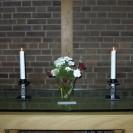 Altarljustakar Järfälla Missionskyrka