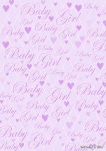 Barto DesignPapper bakgrundsark Baby Lila, 70g - Barto DesignPapper bakgrundsark Baby Lila, 70g