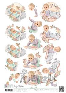 Amy Design 3D Klippark - Babymotiv - Amy Design 3D Klippark - Babymotiv