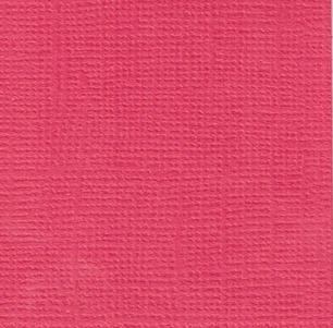 Cardstock Canvas - Crimson red - Cardstock Canvas Crimson red