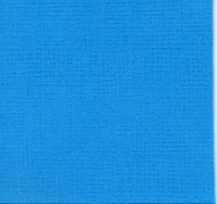 Cardstock Canvas - Clearblue - Cardstock Canvas Clearblue