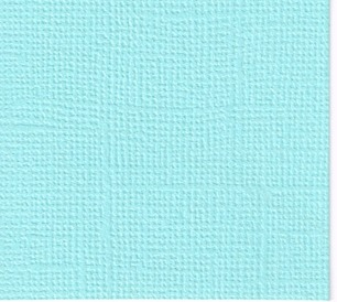 Cardstock Canvas - Mint blue - Cardstock Canvas Mint blue