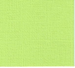 Cardstock Canvas - Fresh green - Cardstock Canvas Fresh green