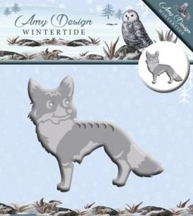 Amy design Dies - Wintertide Fox - Amy design Dies - Wintertide Fox