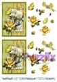 Barto Design 3D Klippark - Blommor