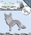 Amy design Dies - Wintertide Fox