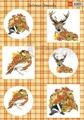 Marianne Design Klippark - Autumn Animals