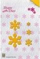 Nellies Shape dies  - Folding flower-2