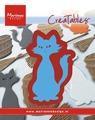 Marianne Design Dies - Katt