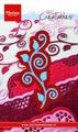 Marianne Design Dies - Swirls & Leaves