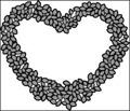 Marianne Design Dies - Topiary Heart