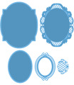 Marianne Design - Dies - Creatable Anja´s oval