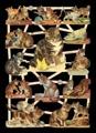 Bokmärke - Katter