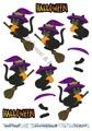 Barto design 3D klippark - Halloween