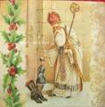 Servett Sinterklaas