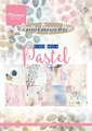 Maianne Design Pappersblock - Tiny´s Mixed Media Pastel