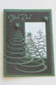 Dixi Craft Dies - Spiral Christmas Tree