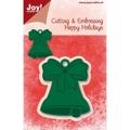 Joy Crafts - Dies - Christmas Clock