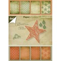 Joy Crafts - Pappersblock A5 Christmas