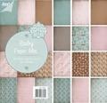 Joy Crafts Pappersblock - A5 - Baby