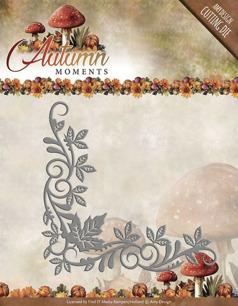 Amy Design Dies - Autumn Moments - Corner - Amy Design Dies - Autumn Moments - Corner