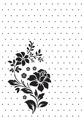 Nellie Snellen Embossingfolder - Rose Ornament