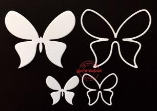 Gummiapan Dies - Fjärilar - Gummiapan Dies - Fjärilar