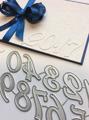 Rox stamps Dies - Numbers