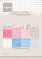 Marianne Design Pappersblock - Eline´s Sweet Stars
